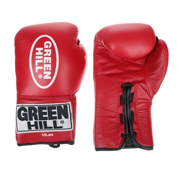 Профессиональные боксерские перчатки FORCE универсальные 1