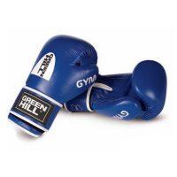 Перчатки GYM боксерские кожаные для тренировок и соревнований на липучке