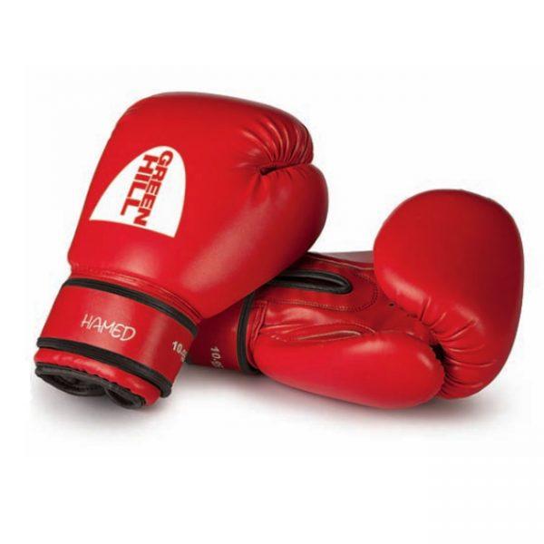 Перчатки боксерские тренировочные HAMED 1