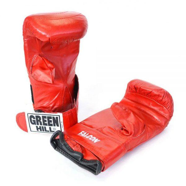 Перчатки снарядные FALCON, натуральная кожа 1