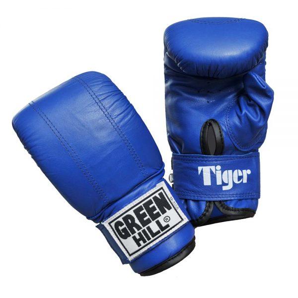 Перчатки снарядные TIGER классические, натуральная кожа 1