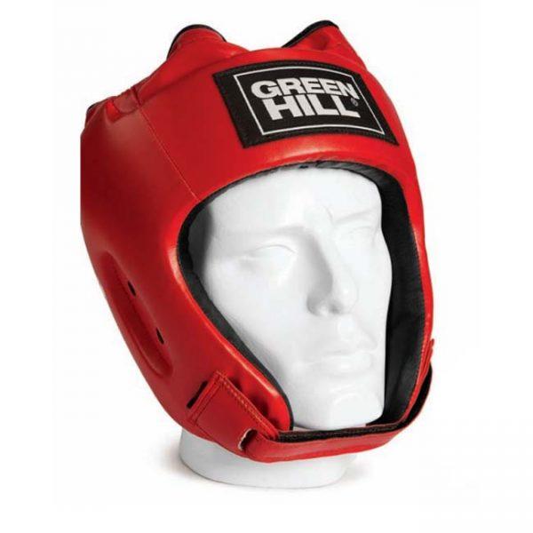 Шлем ALFA для тренировок и соревнований, двойная система креплений 1
