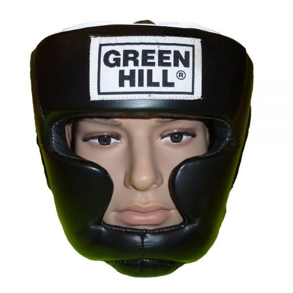 Шлем WARRIOR для соревнований и тренировок по боксу, кикбоксингу, боевым искусствам 1