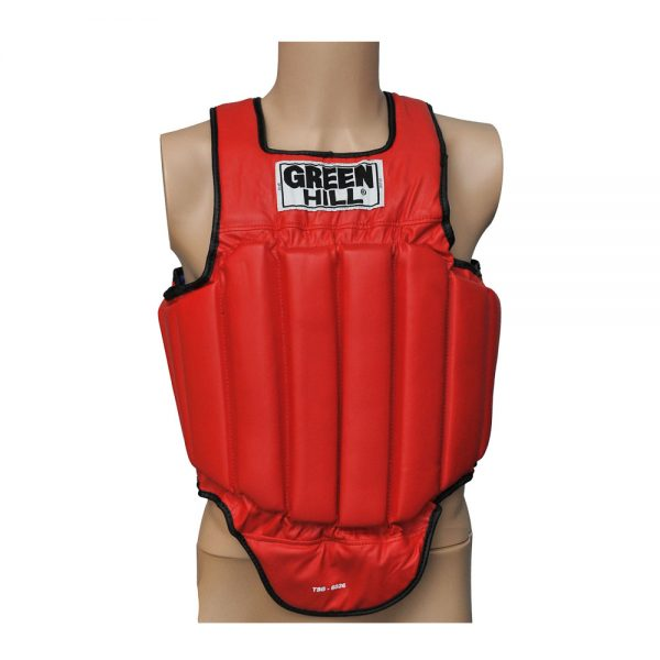 Защита на грудь жилет для тхэквондо и единоборств 1
