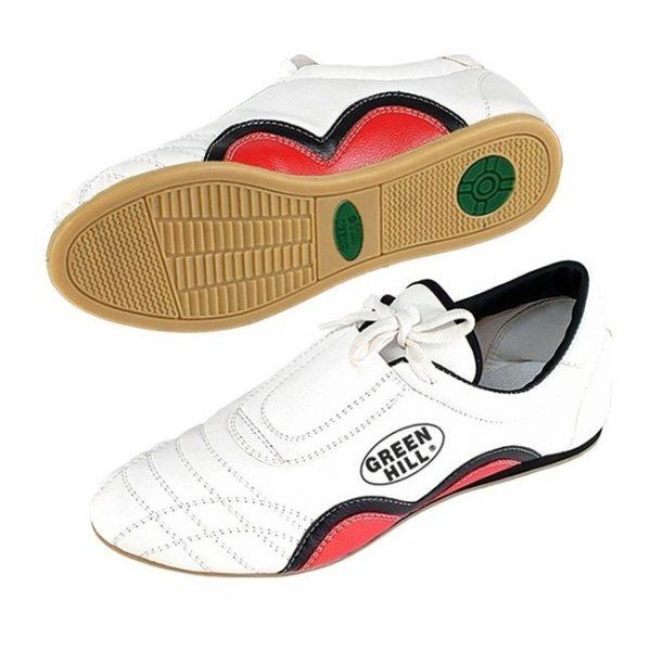 Туфли для таэквандо кз белые 1