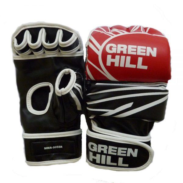 Перчатки MMA кожзаменитель