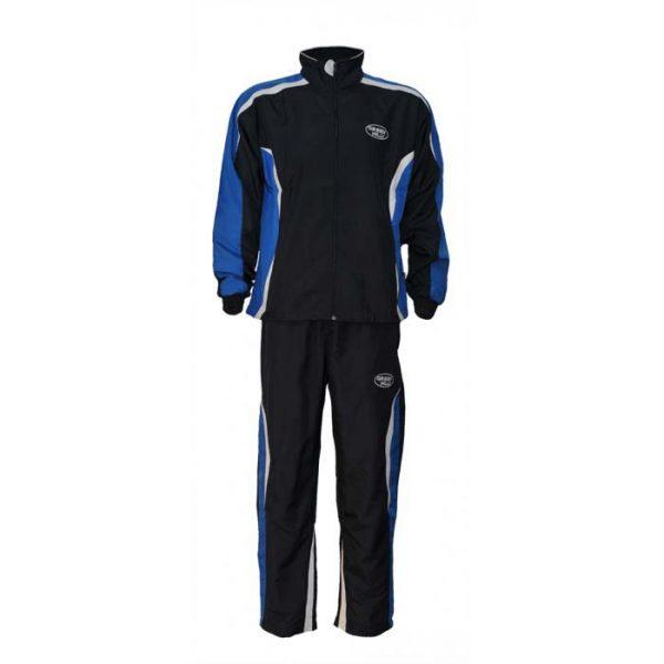 Костюм спорт ДЗЮДО синий полиэстер для занятий спортом и повседневного ношения