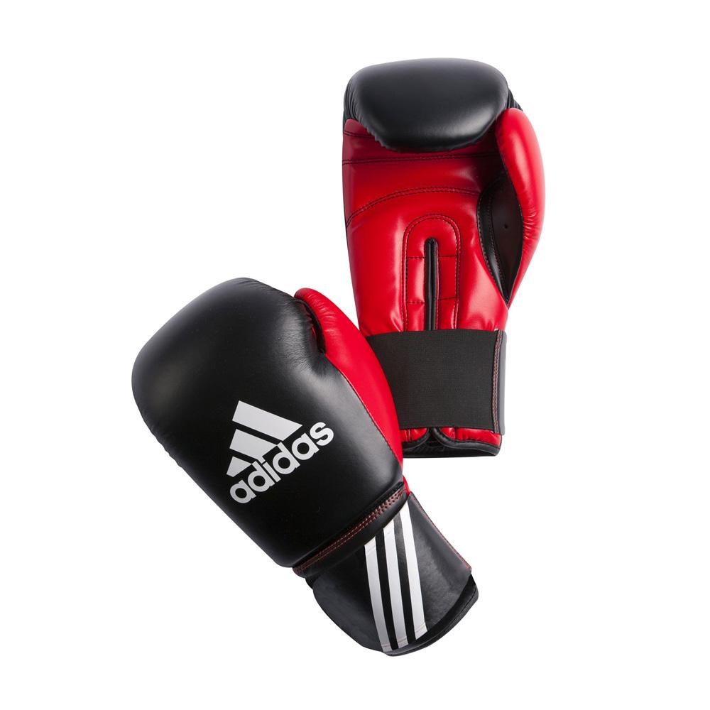 Перчатки боксёрские Response жесткая манжета с системой липучки ремешка