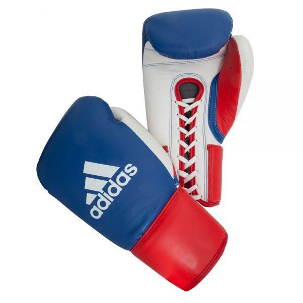 Перчатки боксёрские Professional Russian Edition из кожи высокого качества ручной работы идеальная защита для ваших рук, а также безопасно для вашего партнера по тренировкам 1