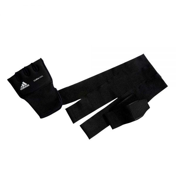 Накладки неопреновые гелиевые Quick wrap glove Mexican 1