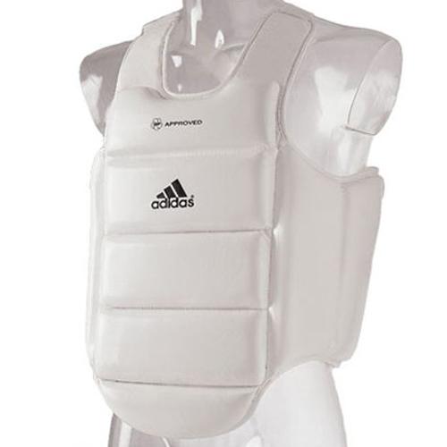 """Защита корпуса Chest Guard Wkf из высокотехнологичной ткани """"Cordura® """" эффективно защищает от прямых, боковых и случайных ударов по корпусу 1"""