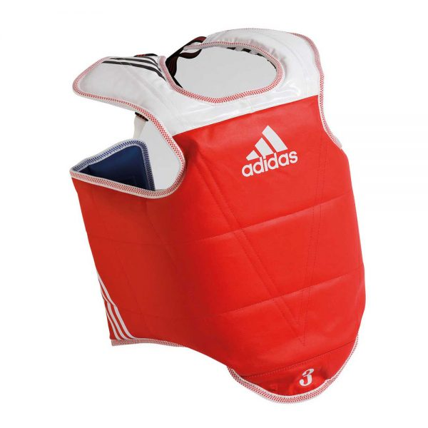 Защита корпуса двухсторонняя Adult Body Protector Reversible легкая и быстрая застежка на липучку 1