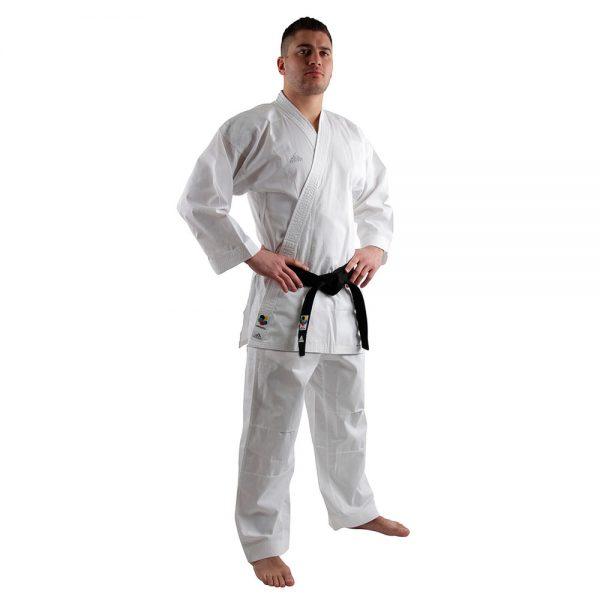 Кимоно для карате Kumite улучшенная структура ткани и новейшая система вентиляции 1