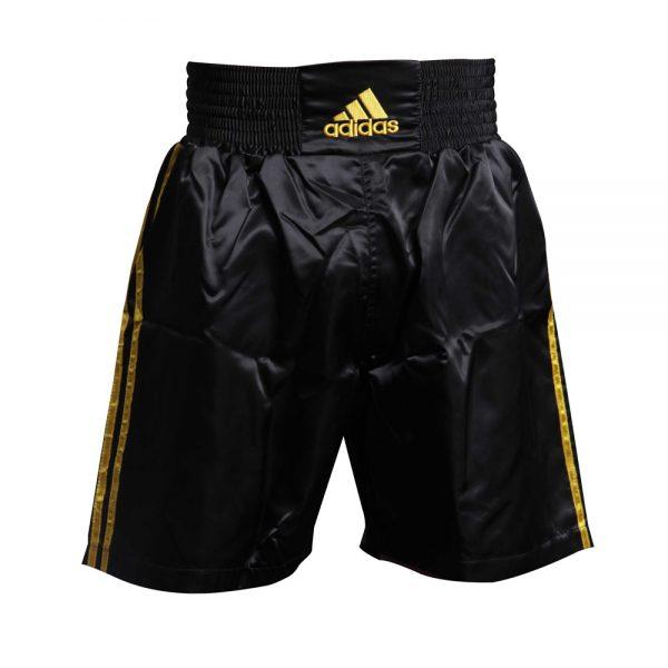 Шорты боксерские Multi Boxing Shorts для профессионального бокса атласная ткань 1