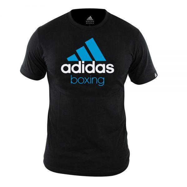 Футболка детская Community T-Shirt Boxing  хлопковый трикотаж эффективно отводит влагу от тела во время тренировки рифленый круглый ворот  1