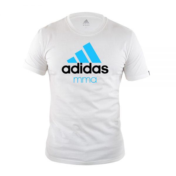 Футболка детская Community T-Shirt MMA Kids хлопковый трикотаж эффективно отводит влагу от тела во время тренировки рифленый круглый ворот  1