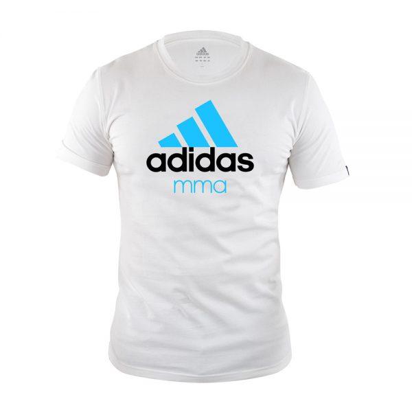 Футболка детская Community T-Shirt MMA хлопковый трикотаж эффективно отводит влагу от тела во время тренировки рифленый круглый ворот  1