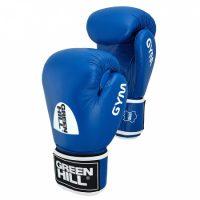 Перчатки боксерские натуральная кожа буйвола GYM