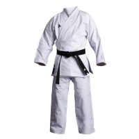 Кимоно для карате Elite European cut из 100% хлопка высшего качества брюки на кулиске