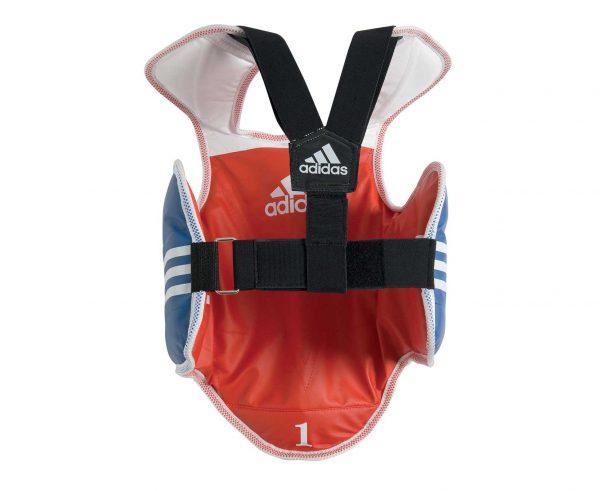 Защита корпуса двухсторонняя тхэквондо детская Adidas