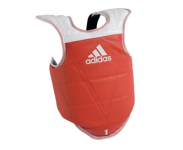 Защита корпуса двухсторонняя тхэквондо детская Adidas Kids