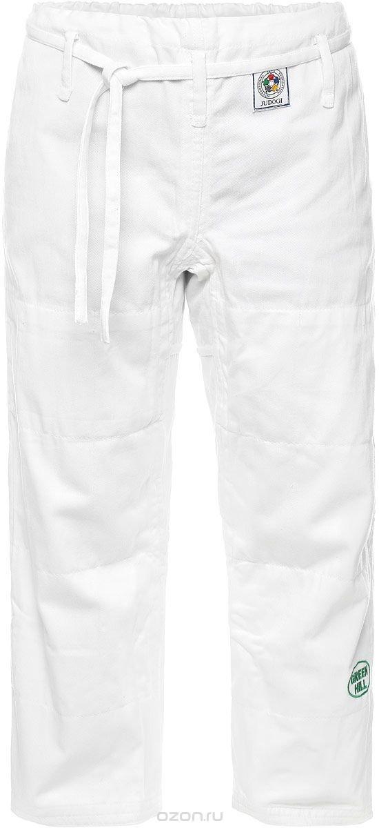 брюки для дзюдо