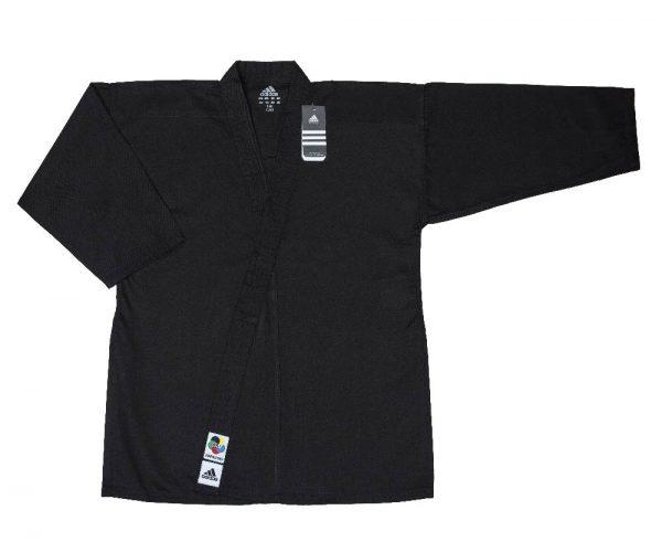 черное кимоно wkf куртка
