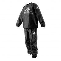 adiSS01CS Костюм для сгонки веса Adidas Sauna Suit Combat Sports с резинками в области шеи, рукавах, пояса и ногах