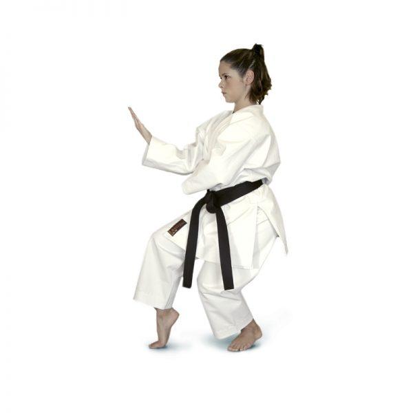 Кимоно каратэ для ката Arawaza Amber 100% хлопок европейский дизайн вес 13 унций усиленные швы одобрено WKF 1