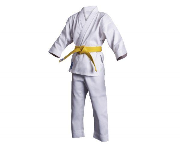 кимоно адидас клаб белое
