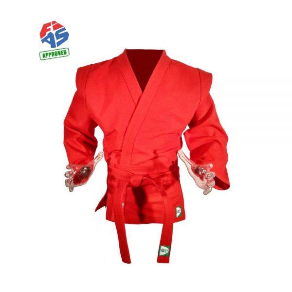 кимоно для самбо куртка FIAS лицензия