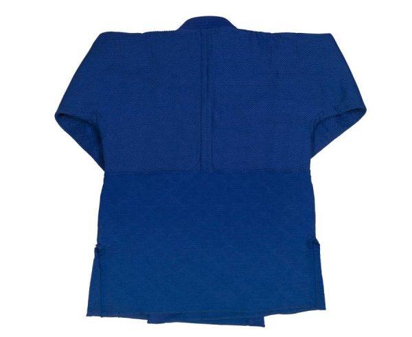 кимоно дзюдо IJF Adidas синее 3
