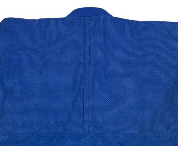 кимоно дзюдо IJF Adidas синее 4