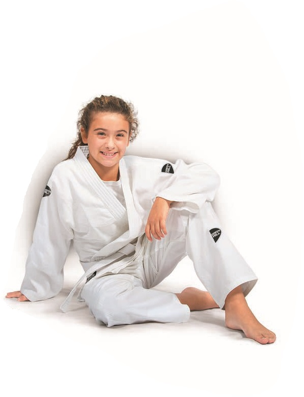 кимоно green hill Junior дзюдо