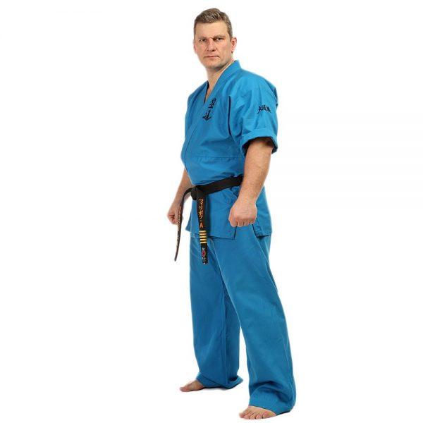 кимоно кудо профи синее