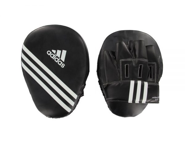 Боксёрские лапы Adidas Focus Mitt Short Eco (полиуретан)