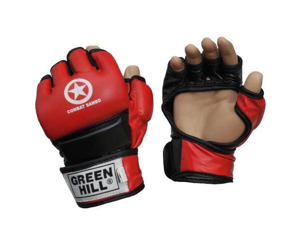 накладки для боевого самбо на руки
