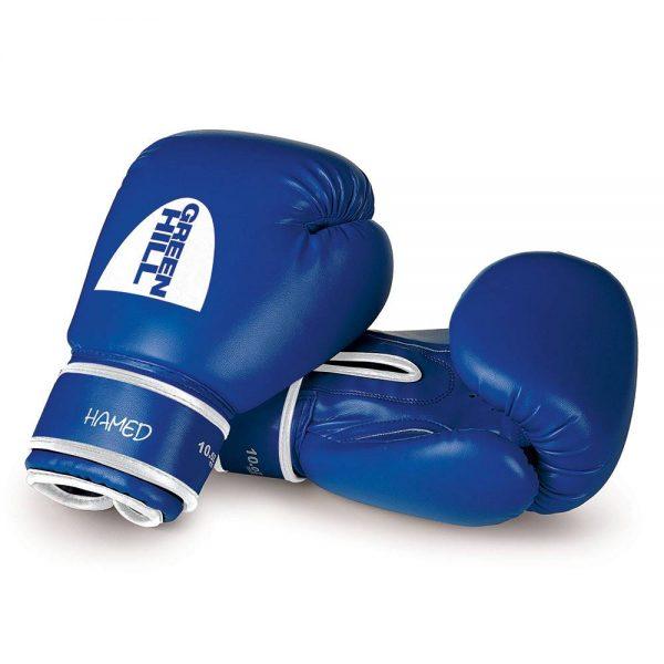 перчатки боксерские хамед грин хилл