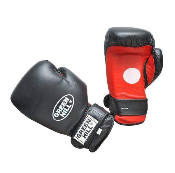 Лапы перчатки боксерские тренерерские х2 шт искусственная кожа 1