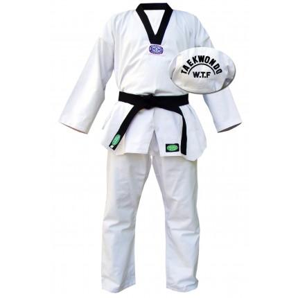 """Кимоно Taekwondo """"OLIMPIC"""" белое 1"""