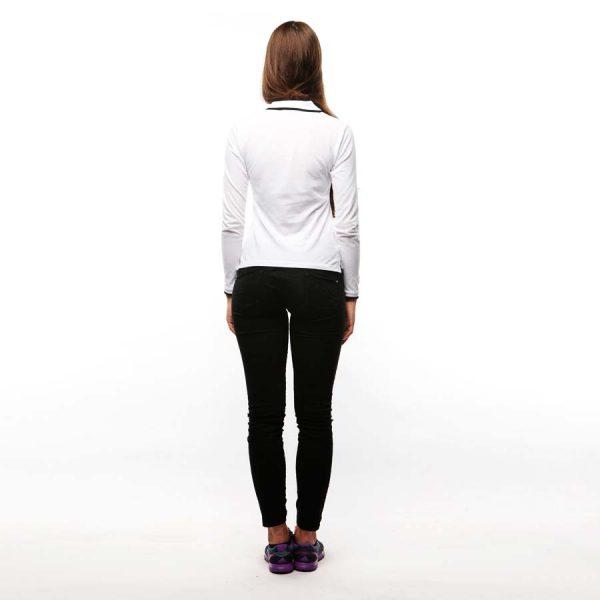Рубашка поло женская, Cotton 100% 1