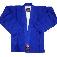 самбо кимоно синее мужское