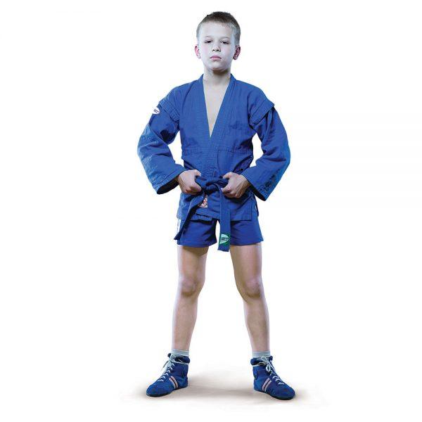 самбовка для самбо куртка детская