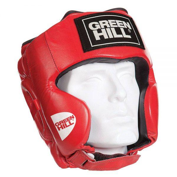 шлем клаб грин хилл красный