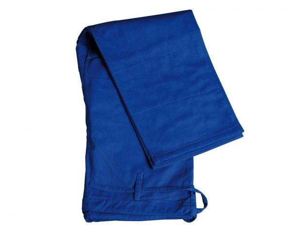 синее ijf кимоно брюки