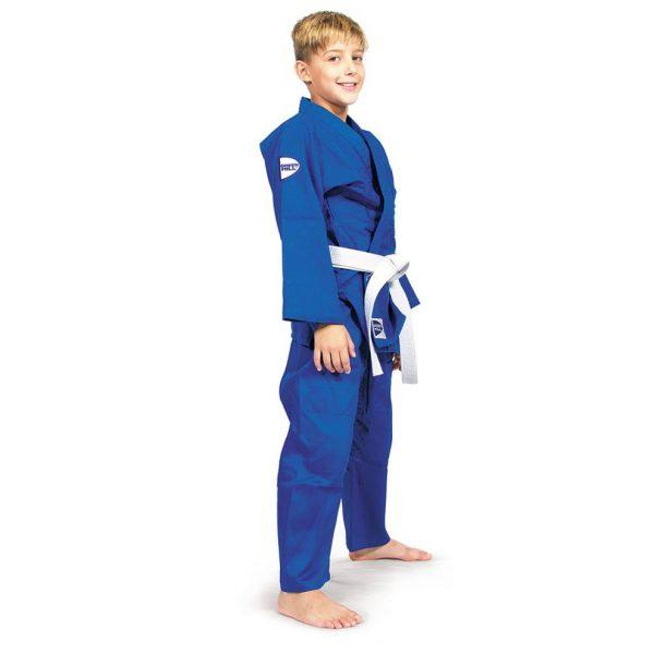 синее кимоно джуниор Грин Хилл дзюдо