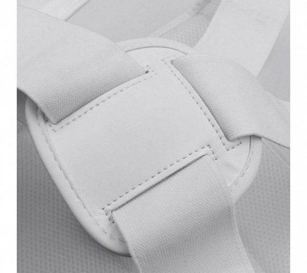 Защита корпуса Adidas Chest Guard Wkf из высокотехнологичной ткани Cordura