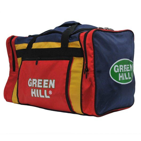 Спортивная сумка Green Hill цвет красно-синий 1