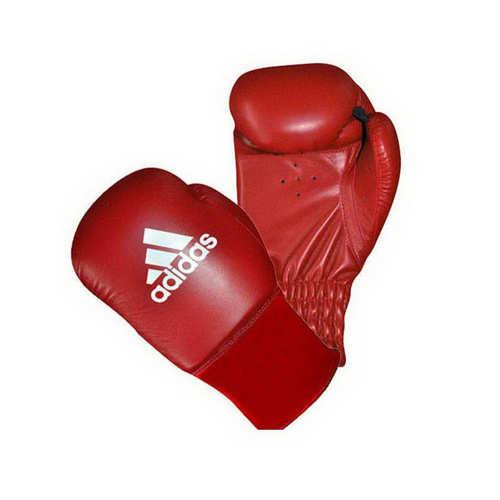Боксерские перчатки Adidas Rookie для начинающих искусственная кожа 1