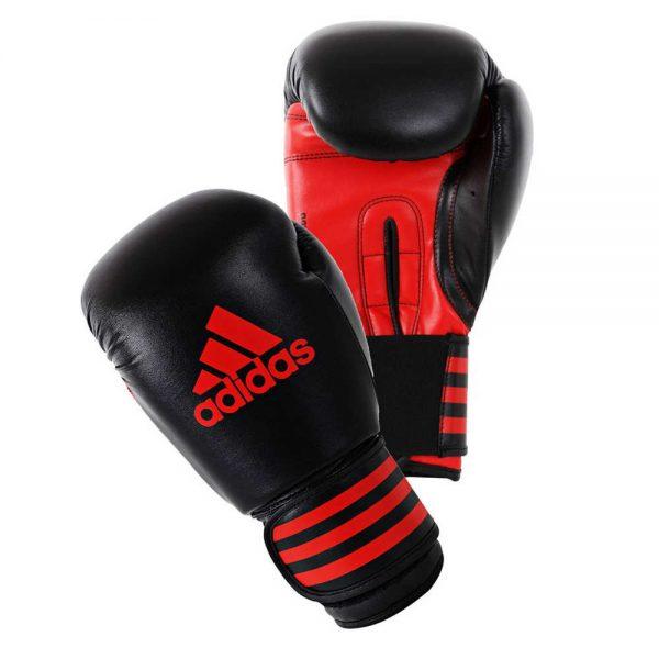 Тренировочные боксерские перчатки Adidas Power 100 из искусственной кожи 1